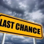 Your Last Chance: The Debt Crisis