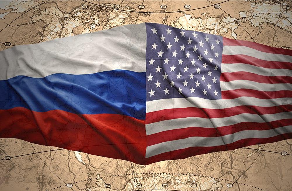 Resultado de imagem para USA vs Russia