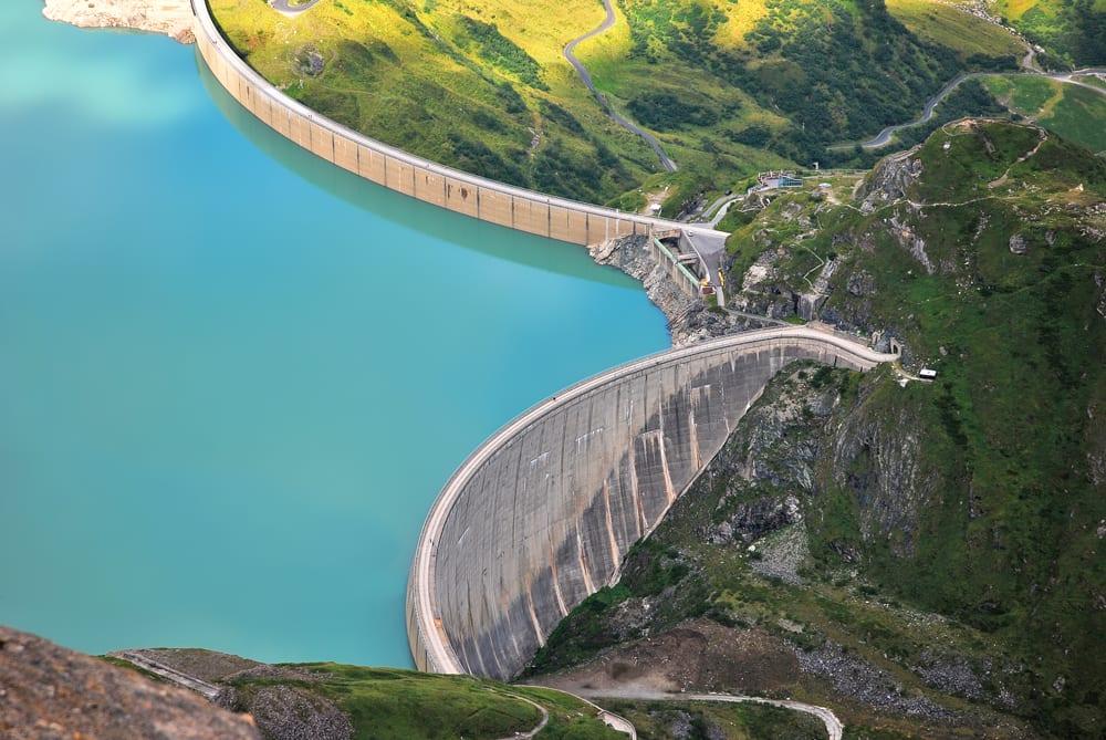 damwater